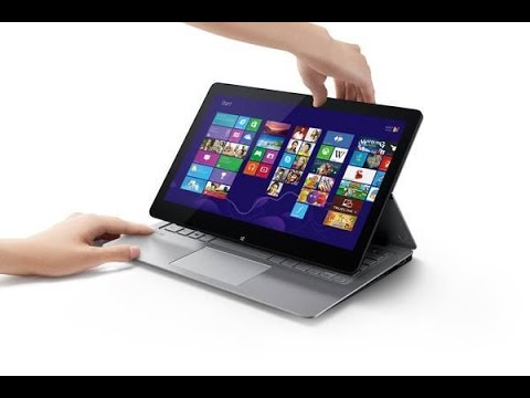 Sony Vaio Fit 14A - Unboxing + Review [HD]