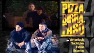PIZZA,BIRRA Y FASO