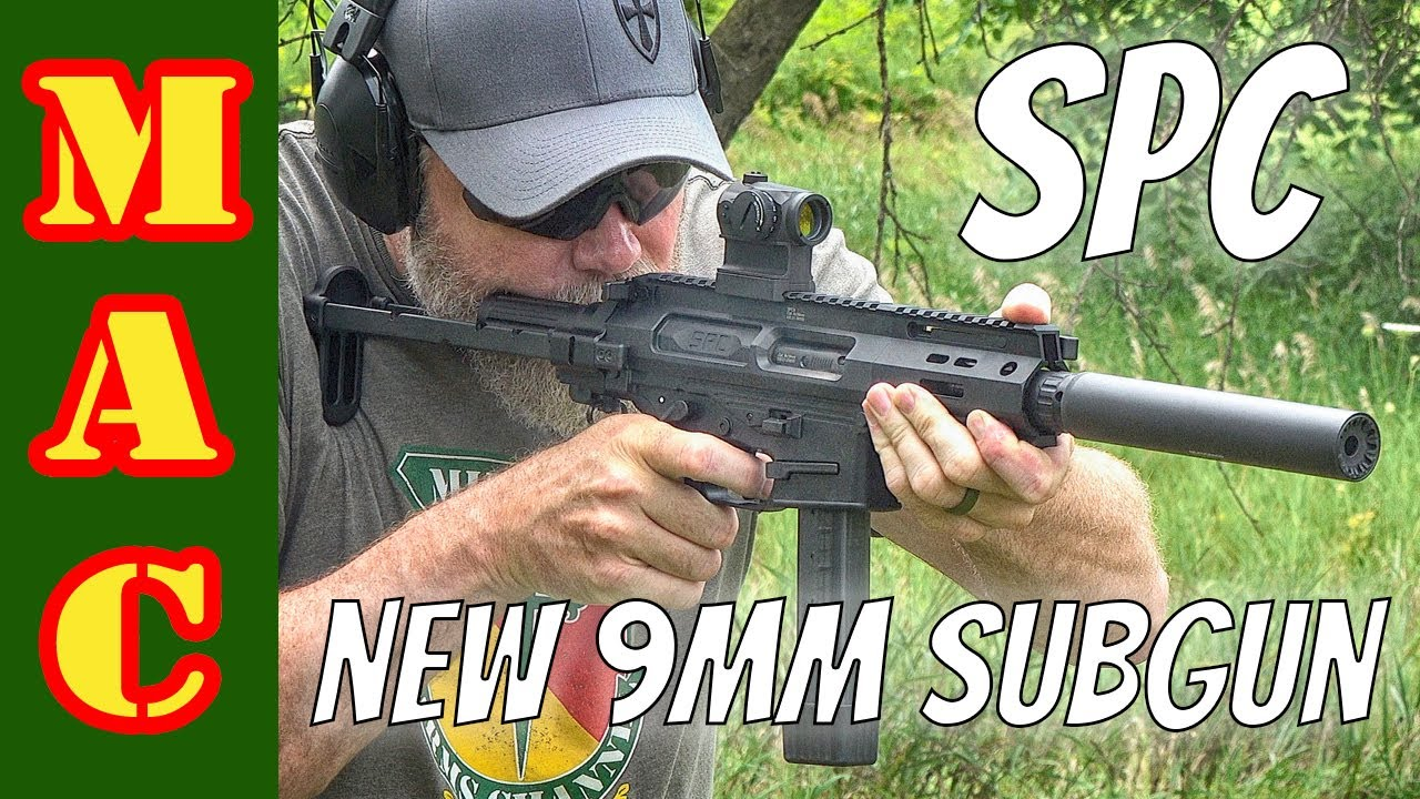 Exclusive First Look: B&T's new SPC - Special Purpose Carbine