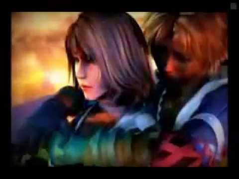Vídeo romântico com cenas de Final Fantasy