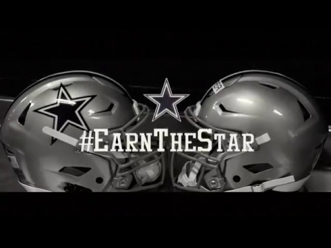 2017 Dallas Cowboys Rookies #EarnTheStar