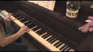 Piano Lesson,  Bach Invention 1 in C, BWV 772, Teacher, Shirley Kirsten