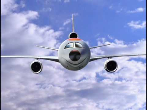 Descubre el por qu con tim n y pumba por qu vuela un avi n youtube - Que peut on emmener en avion ...