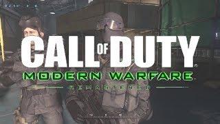 A NUKE! Call of Duty Modern Warfare Remastered!