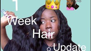 CGG Human Hair Factory Store 1 Week Update