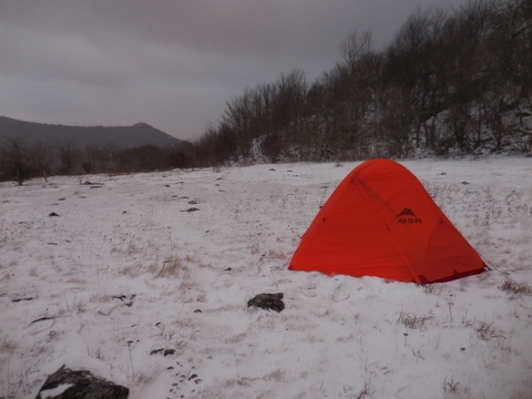 MSR Access 1 Ultralight Four-Season Solo Tent & MSR Access 1 Ultralight Four-Season Solo Tent - YouTube