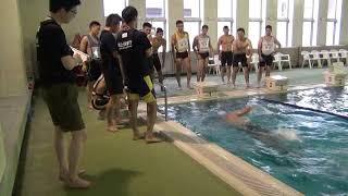 潜水士研修候補者選考会 一管本部画像