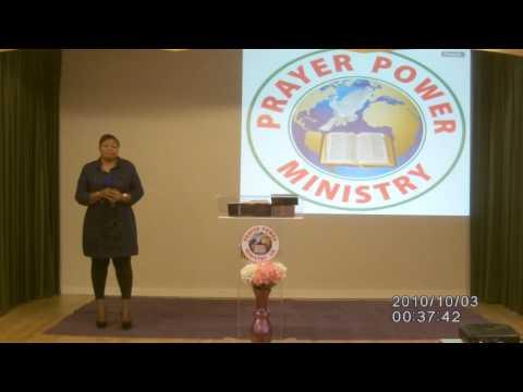 Overcoming the Spirit of Saul by Prophetess Chrissy Ogbuagu