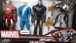 Marvel Avengers Age of Ultron toys BIGGEST surprise egg Hulk Thor Capt America Iron Man