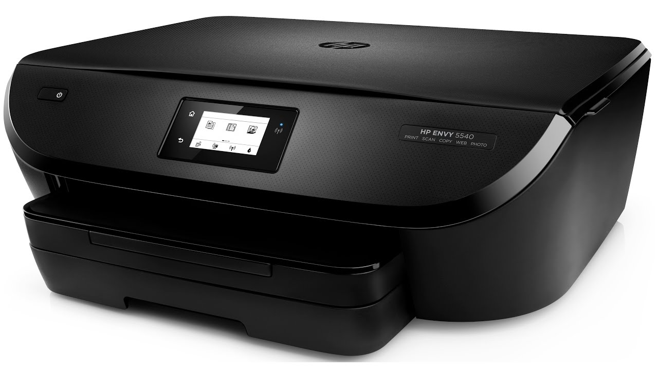 My Hp Envy 5540 All In One Print Scan Copy Web Photo Review