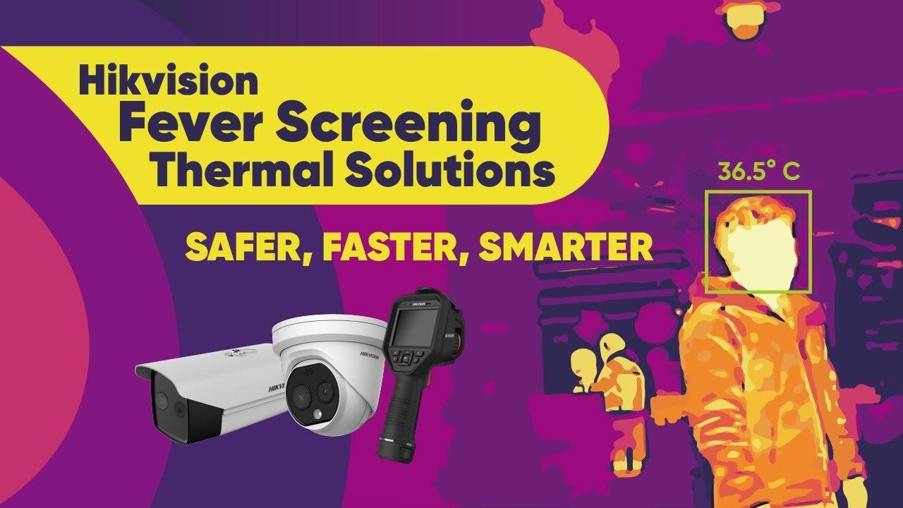 English Session - Hikvision MENA - Temperature Screening Thermal ...