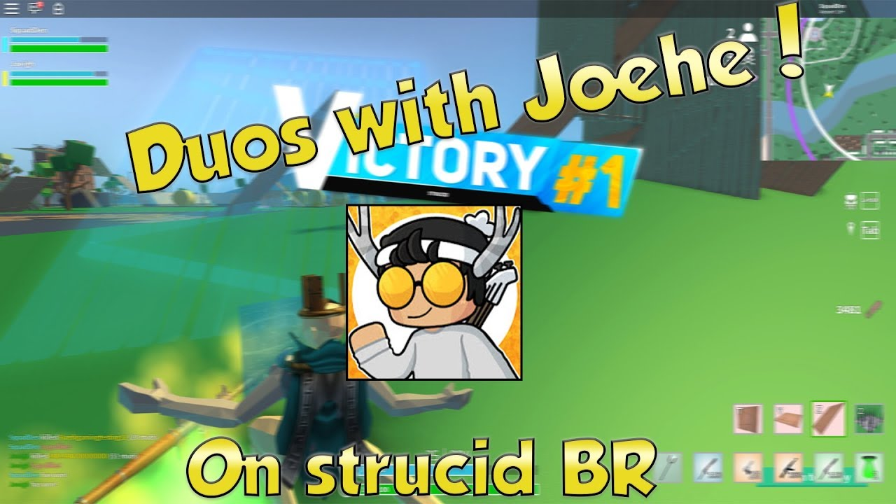 Strucid Battle royale duos with Joehe...(roblox) - YouTube