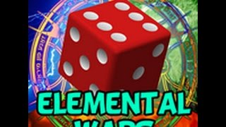 Roblox Elemental Wars Update New Twitter code (Dice code)