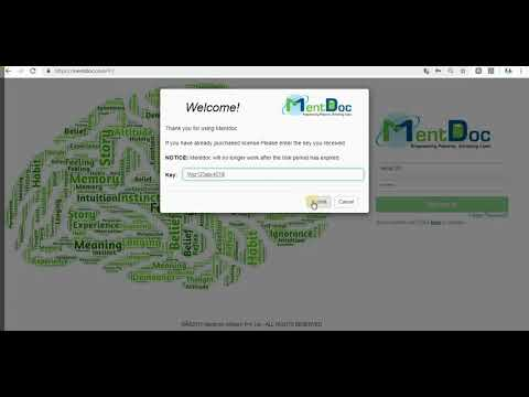 Steps To Activate Account Using License Key