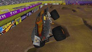 9 Maximum Destruction Trucks World Finals 16 Freestyle - Monster Jam Rigs of Rods