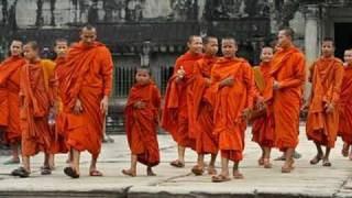The Beauty of Buddhist Monks