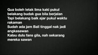 Dj CRaNKy[M@SH-UP] Joe Flizzow feat. ila Damiaa - Hanya Untukmu[moombahton]HD.avi