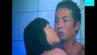 1984年生まれの今も活躍しているイケメン俳優と人気女優の濃厚なキスシ...