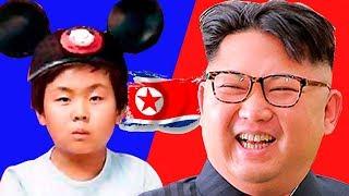 Ким Чен Ын - Вся жизнь с рождения