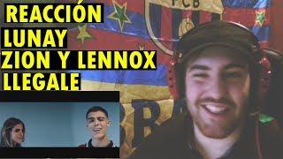 Llegale - Lunay X Zion Y Lennox     ReacciÓn