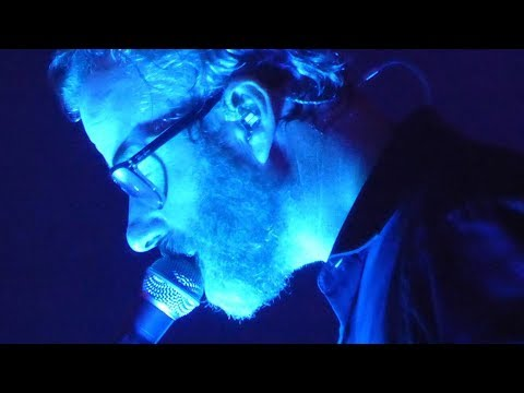 The National  The System Only Dreams In Total Darkness  Basilica Hudson  July 14 2017