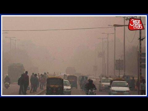 NGT Raps Delhi Govt Over Air Pollution