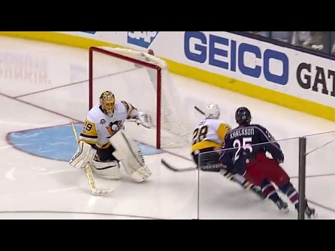 Gotta See It: W. Karlsson gets his own rebound for incredible goal