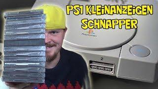 RAH - Playstation 1 Kleinanzeigen Schnapper