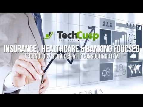 TechCusp.com - Insurance, HealthCare & Banking focused IT Services
