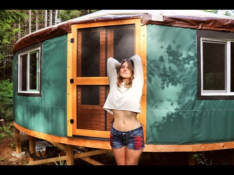 """Wood Stove In My Yurt 