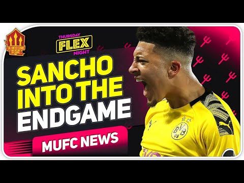 Sancho ENDGAME To Man United + Smalling EXIT   MUFC News