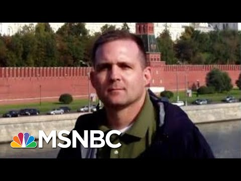 Brother Confirms U.S. Officials Met With American Detained In Russia | Hallie Jackson | MSNBC
