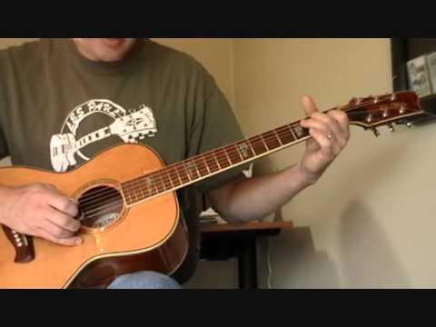 Mississippi John Hurt Guitar LessonAin't No Tellin'