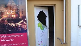 Abbruch der Kurpark-Gebäude Bad Neuenahr