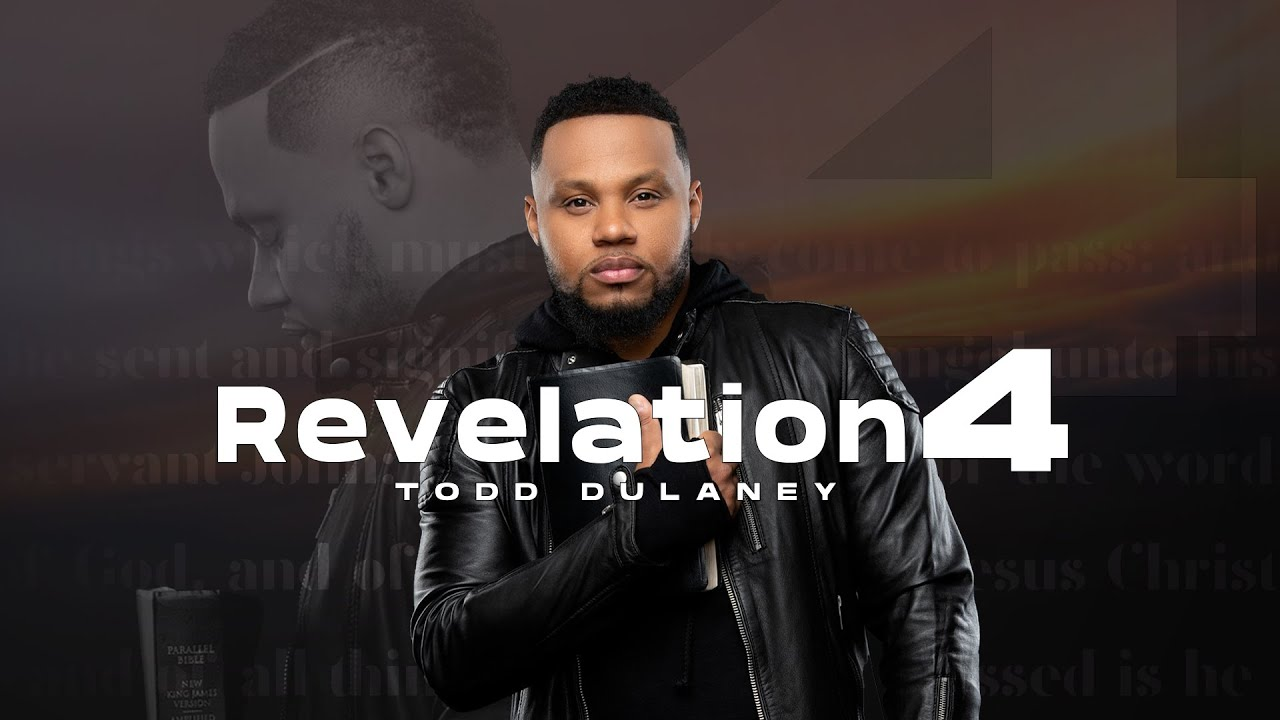 Todd Dulaney Says He is Seeing Miracles and 'Powerful Testimonies' While Singing the Bible