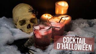 BOISSON | Cocktail aux mûres [HALLOWEEN EDITION]