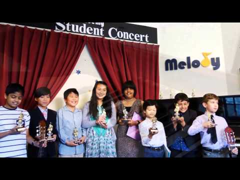 Melody Music Academy Concert 2014