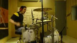 Drum Cover - VELVET REVOLVER - Dirty Little Thing