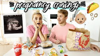 PREGNANCY MUKBANG! Answering Baby Questions! | Aspyn Ovard