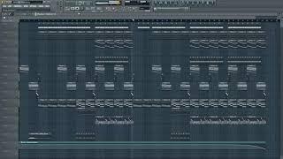 Fl Studio 10- something Easy too Listen Too