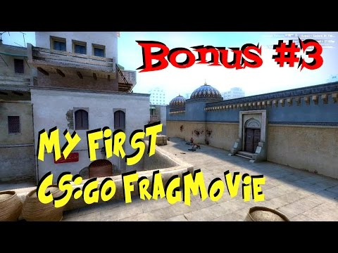 BONUS #3 ~ My First CS:GO Fragmovie (Funny & Sexy!)