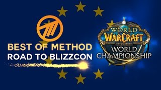 The Road to Blizzcon 2016 European Qualifier Highlights