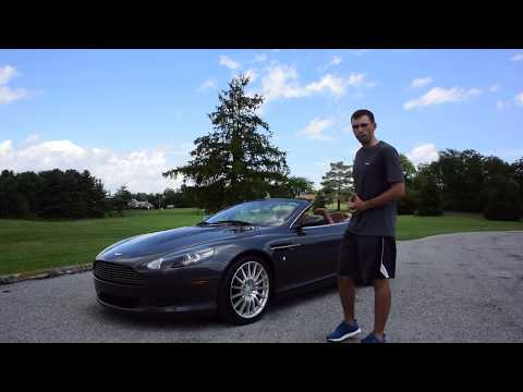 2006 Aston Martin DB9 Volante - Best Exotic Money can buy?