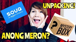 SOUQ.COM MYSTERY BOX SURPRISE | SCAM OR WORTH IT BA? thumbnail