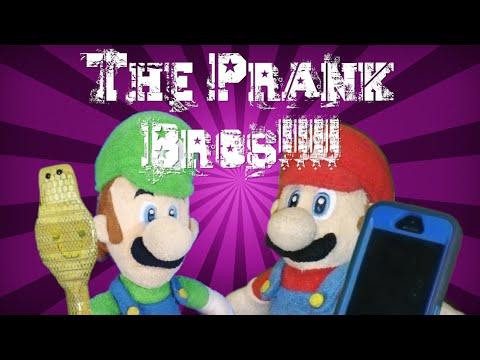 TSPB Movie: The Prank Bros! (April Fools Special 2016)