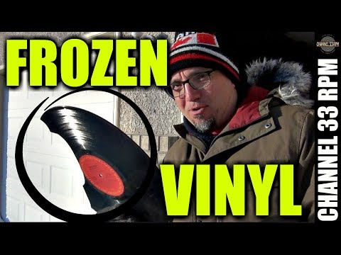 Can cold weather DESTROY vinyl records?