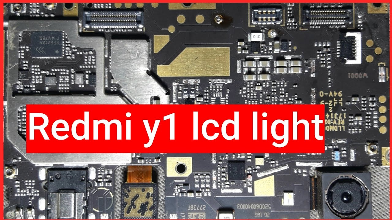 Xiaomi Redmi y1lite display light solution 1000%,mi Redmi y1 lcd light solution  YouTube