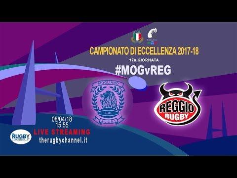 Rugby Mogliano v Conad Reggio - Eccellenza - XVII giornata