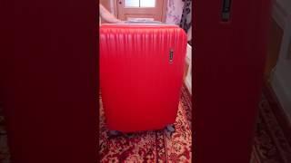 Обзор чемодана  ANANDA