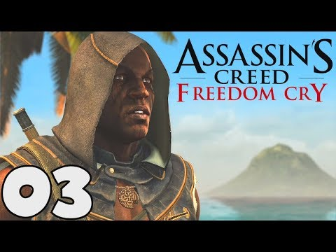 ASSASSIN'S CREED 4 BLACK FLAG (FR) - 03 : FREEDOM CRY (DLC)